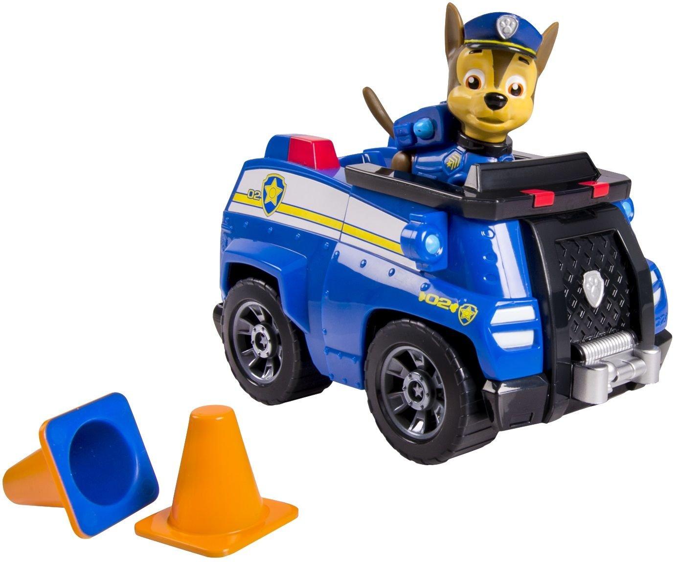 Psi Patrol 20064341 Figurka Chase'a Z Radiowozem Policyjnym