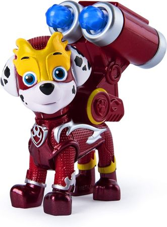 Spin Psi Patrol Figurka Marshall Mighty Pups